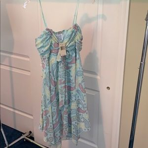 Guess  Paisley Scarf Tunic